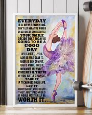 DANCE EVERYDAY IS A NEW 11x17 Poster lifestyle-poster-4