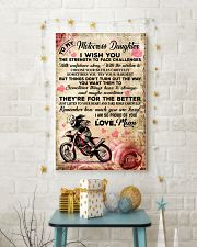 7 For The Better - Motocross 11x17 Poster lifestyle-holiday-poster-3