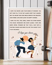 line DANCE SONG POSTER 11x17 Poster lifestyle-poster-4