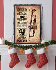 TRUMPET - TODAY IS A GOOD DAY POSTER 11x17 Poster lifestyle-holiday-poster-4