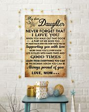 MY DEAR DAUGHTER 16x24 Poster lifestyle-holiday-poster-3