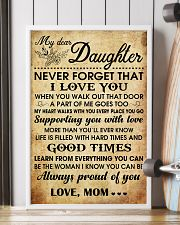 MY DEAR DAUGHTER 16x24 Poster lifestyle-poster-4