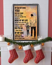 MY HERO YOU DAD 16x24 Poster lifestyle-holiday-poster-4
