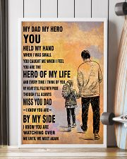 MY HERO YOU DAD 16x24 Poster lifestyle-poster-4