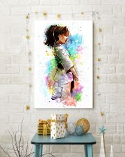 katare watercolor 16x24 Poster lifestyle-holiday-poster-3