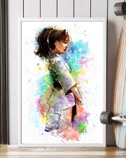 katare watercolor 16x24 Poster lifestyle-poster-4
