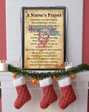 A NURSE PRAYER 11x17 Poster lifestyle-holiday-poster-4