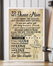 Dance - Loving Words Poster SKY 11x17 Poster lifestyle-poster-4