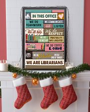 IN THIS OFFICE - WE ARE LIBRARIANS 11x17 Poster lifestyle-holiday-poster-4