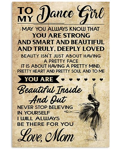 TO MY Dance GIRL - MOM