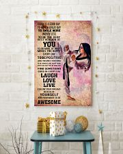 teawondo- TODAY IS A GOOD DAY POSTER 16x24 Poster lifestyle-holiday-poster-3