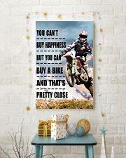 YOU BUY HAPPINESS MOTOCROSS 11x17 Poster lifestyle-holiday-poster-3