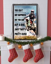 YOU BUY HAPPINESS MOTOCROSS 11x17 Poster lifestyle-holiday-poster-4