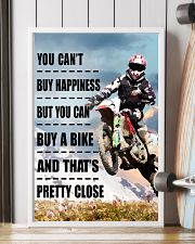 YOU BUY HAPPINESS MOTOCROSS 11x17 Poster lifestyle-poster-4