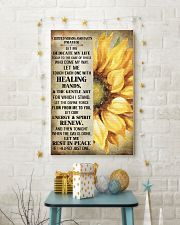 Nursing Assistant is prayer let me  11x17 Poster lifestyle-holiday-poster-3