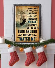 SWIMMING - THERE ARE SO MANY PEOPLE POSTER SKY 11x17 Poster lifestyle-holiday-poster-4