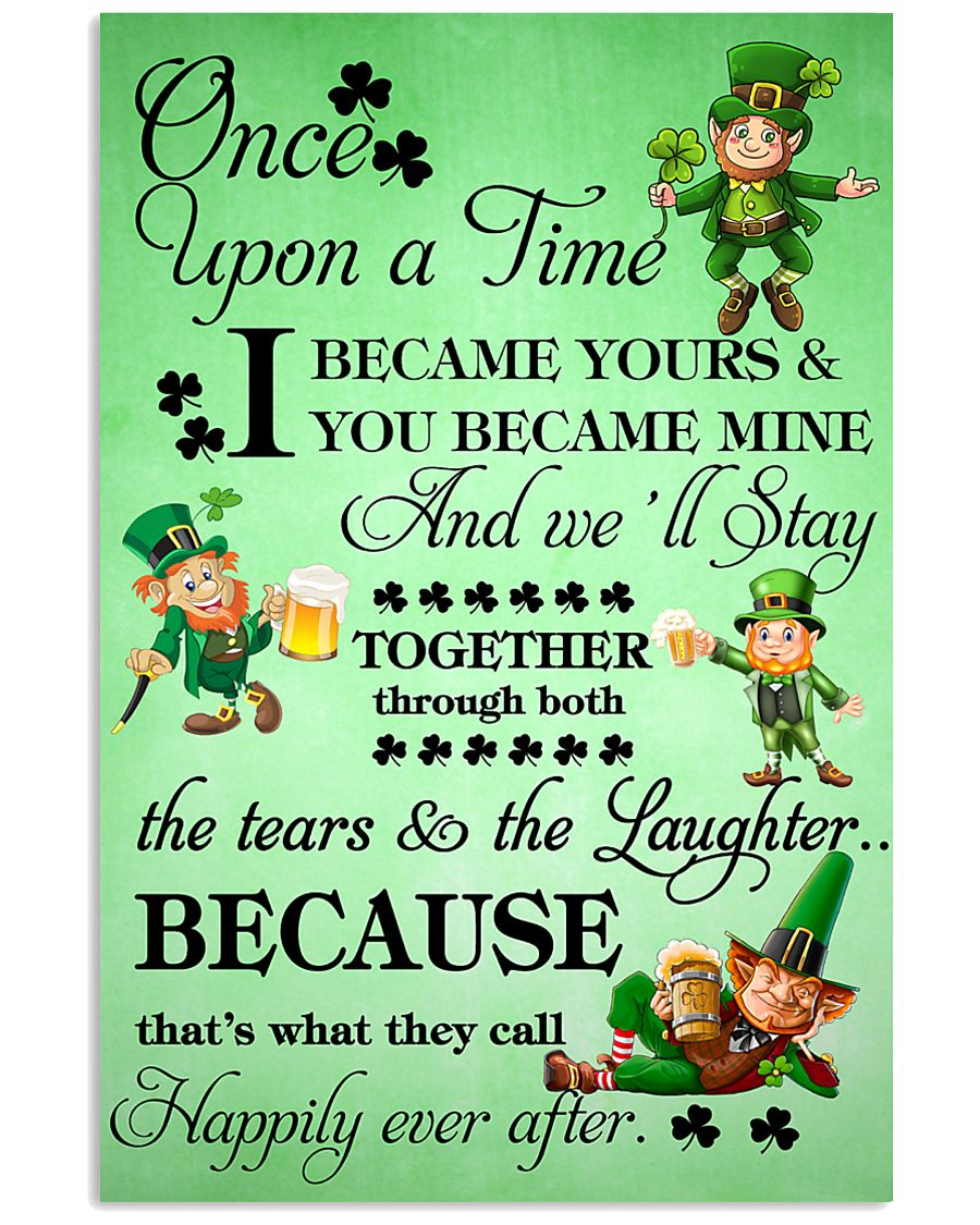 IRISH - ONE UPON A TIME POSTER 16x24 Poster