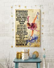 skating EVERYDAY IS A NEW 11x17 Poster lifestyle-holiday-poster-3