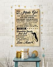 12 TO MY  Music Girl 16x24 Poster lifestyle-holiday-poster-3