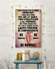 YOUR CHARACTER IS MORE DANCE 16x24 Poster lifestyle-holiday-poster-3