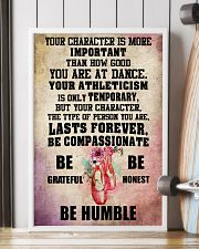 YOUR CHARACTER IS MORE DANCE 16x24 Poster lifestyle-poster-4
