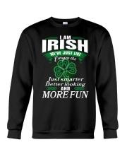 i am irish Crewneck Sweatshirt thumbnail