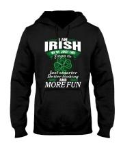 i am irish Hooded Sweatshirt thumbnail