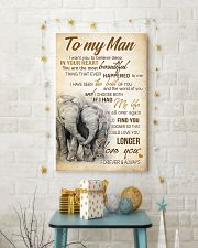 ELEPHANT- TO MY MAN I WANT YOU TO BELIVE DEEP POST 11x17 Poster lifestyle-holiday-poster-3