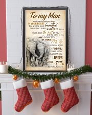 ELEPHANT- TO MY MAN I WANT YOU TO BELIVE DEEP POST 11x17 Poster lifestyle-holiday-poster-4