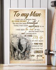 ELEPHANT- TO MY MAN I WANT YOU TO BELIVE DEEP POST 11x17 Poster lifestyle-poster-4