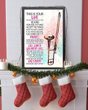 trombone this is your life poster- LQT 16x24 Poster lifestyle-holiday-poster-4