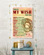 SOFTBALL - THIS IS MY WISH FOR YOU 11x17 Poster lifestyle-holiday-poster-3