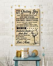 TO MY SKATING BOY - MOM 16x24 Poster lifestyle-holiday-poster-3