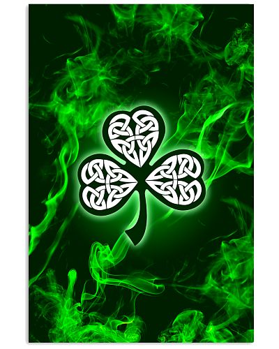 3- IRISH SHAMROCK SMOKE