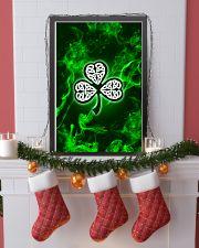 3- IRISH SHAMROCK SMOKE 11x17 Poster lifestyle-holiday-poster-4