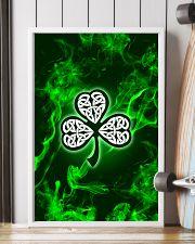 3- IRISH SHAMROCK SMOKE 11x17 Poster lifestyle-poster-4