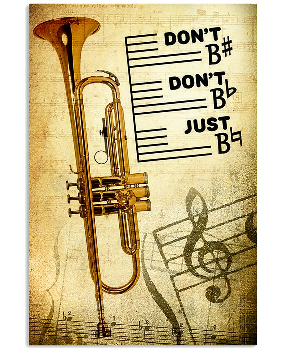 Trumpet - Don't don't Just SKY poster 11x17 Poster