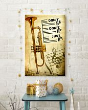 Trumpet - Don't don't Just SKY poster 11x17 Poster lifestyle-holiday-poster-3