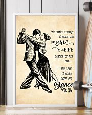ballroom- we can't always choose the music poster 11x17 Poster lifestyle-poster-4