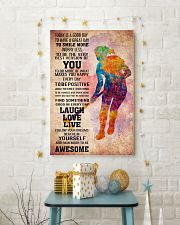 2HOCKEY- TODAY IS A GOOD DAY POSTER 24x36 Poster lifestyle-holiday-poster-3
