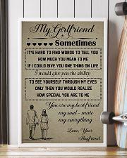 MY GIRL FRIEND SOMETIMES - BOYFRIEND 16x24 Poster lifestyle-poster-4