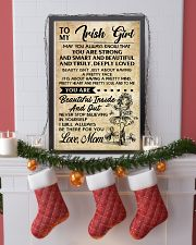 TO MY Irish Girl 16x24 Poster lifestyle-holiday-poster-4