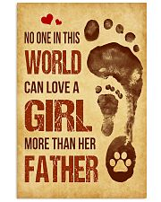Dog - No one in this world Poster SKY 11x17 Poster front