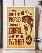 Dog - No one in this world Poster SKY 11x17 Poster lifestyle-poster-4