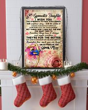 For The Better - Gymnastics 11x17 Poster lifestyle-holiday-poster-4