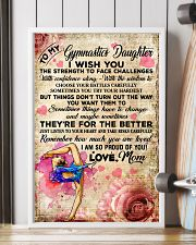 For The Better - Gymnastics 11x17 Poster lifestyle-poster-4
