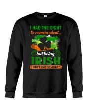 I had the right - IRISH Crewneck Sweatshirt thumbnail