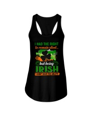 I had the right - IRISH Ladies Flowy Tank thumbnail