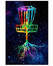 17 DISC GOLF TREE ROOT POSTER 11x17 Poster front