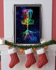 17 DISC GOLF TREE ROOT POSTER 11x17 Poster lifestyle-holiday-poster-4